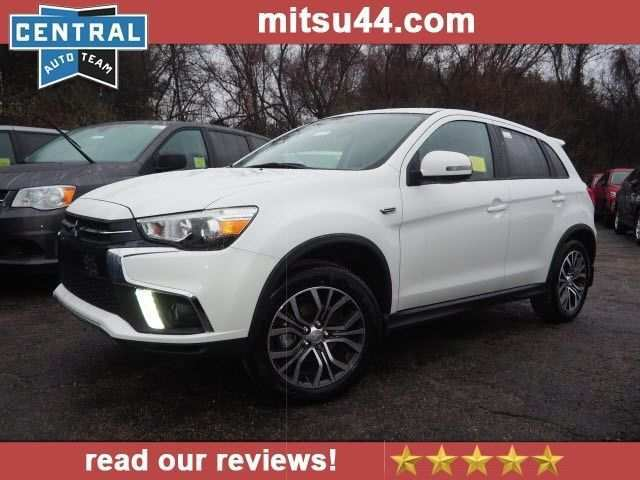 21 The 2019 Mitsubishi Outlander Sport Pictures