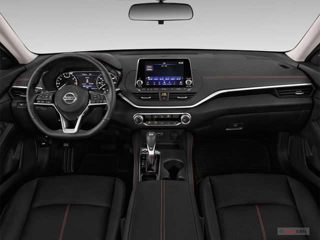 21 The 2019 Nissan Altima Interior Performance And New Engine