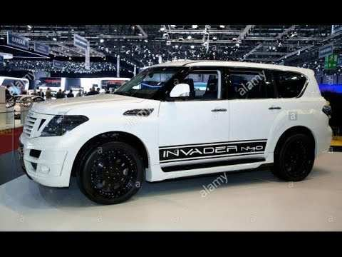 21 The 2019 Nissan Patrol Overview