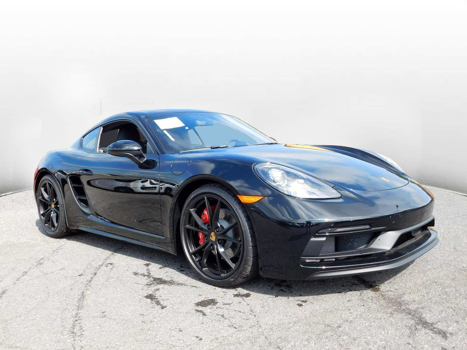 21 The 2019 Porsche Cayman Exterior And Interior