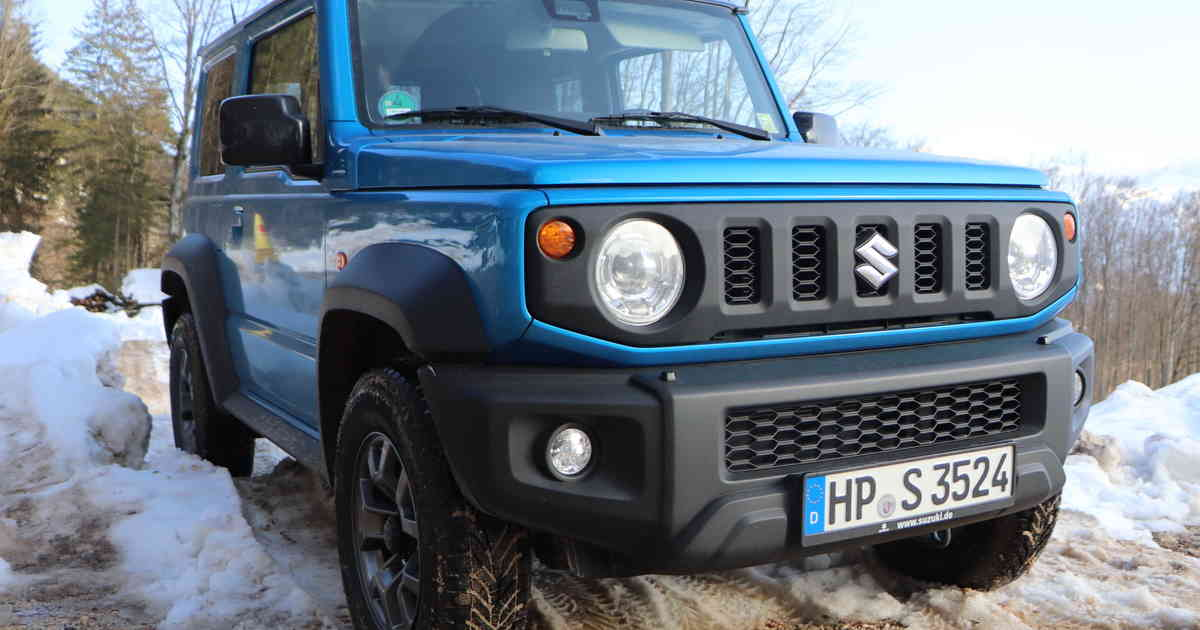 21 The 2019 Suzuki Jimny Release Date And Concept