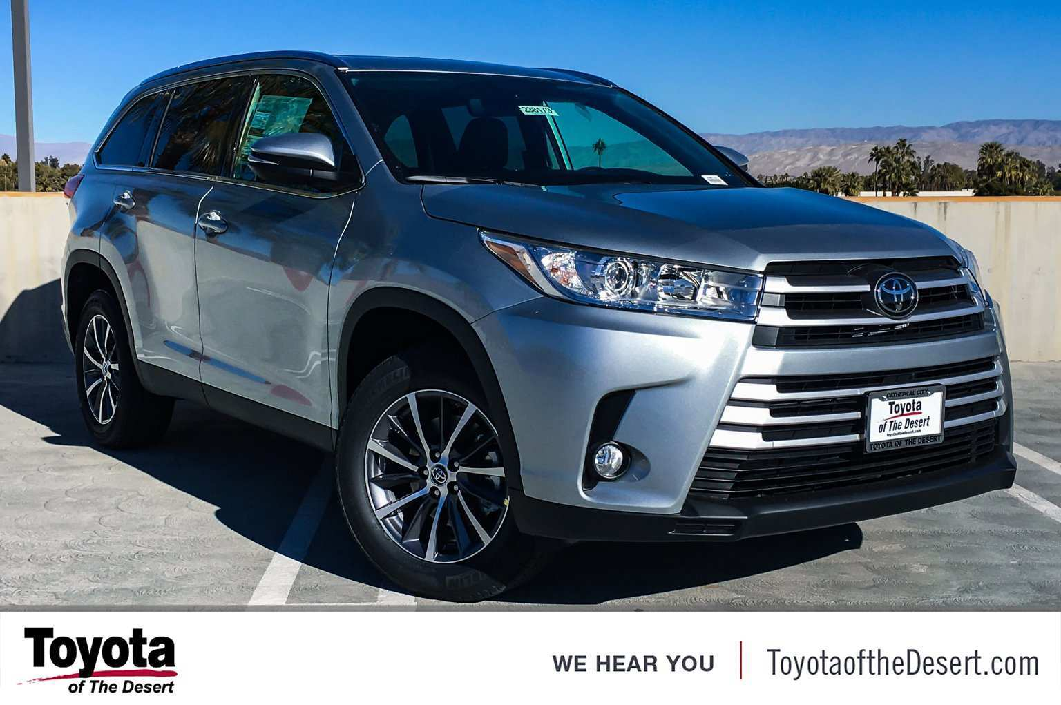 21 The 2019 Toyota Highlander Research New