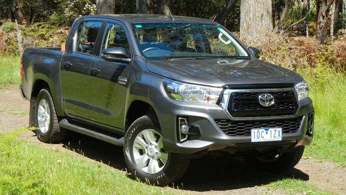 21 The 2019 Toyota Hilux History