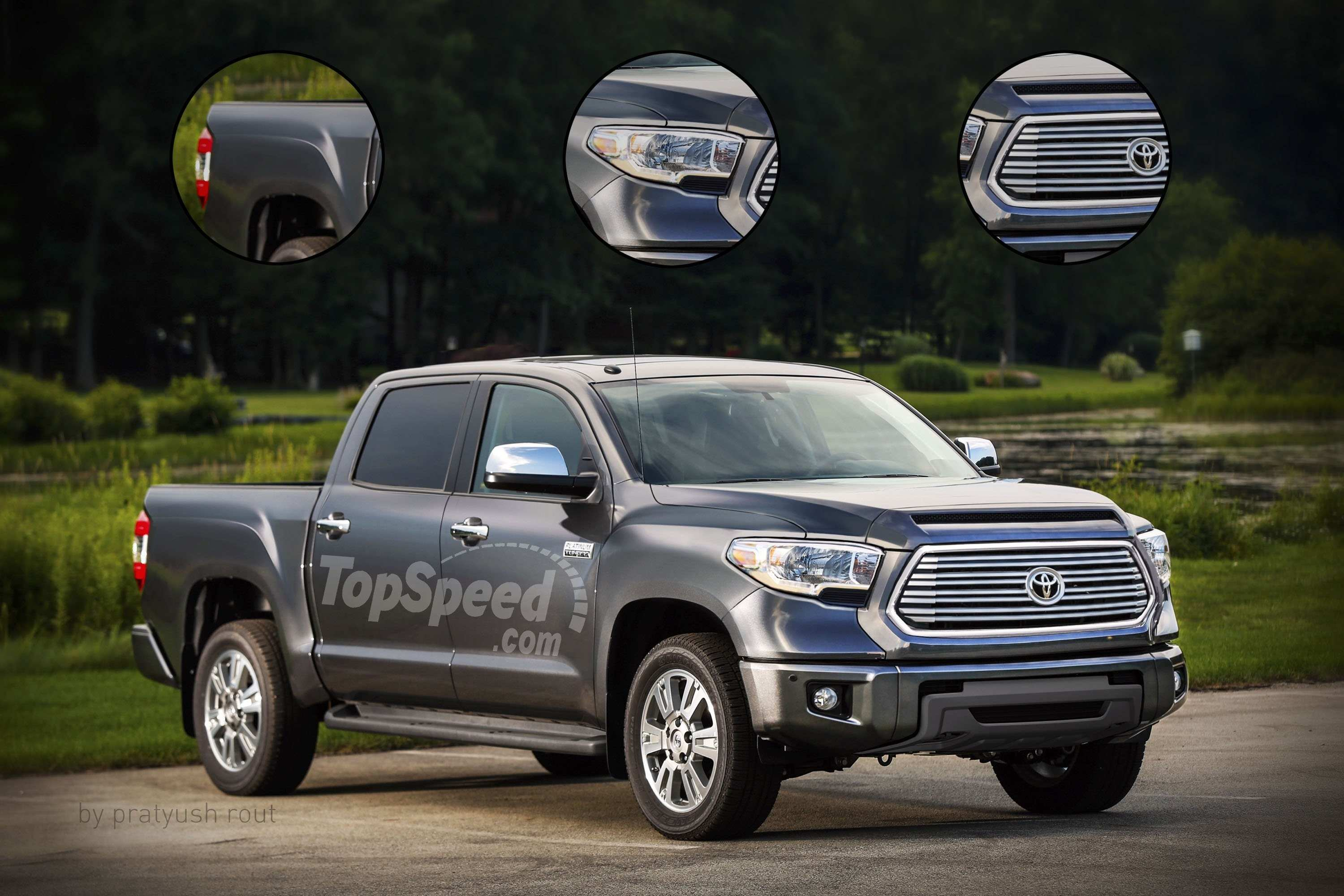 21 The 2019 Toyota Hilux Spy Shots New Review