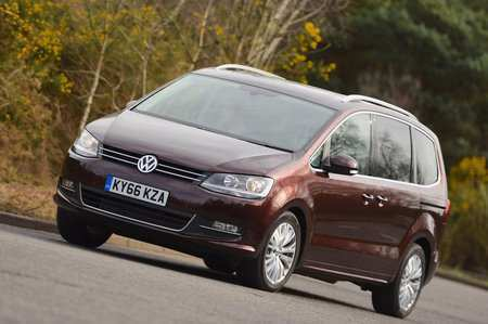 21 The 2019 VW Sharan Reviews