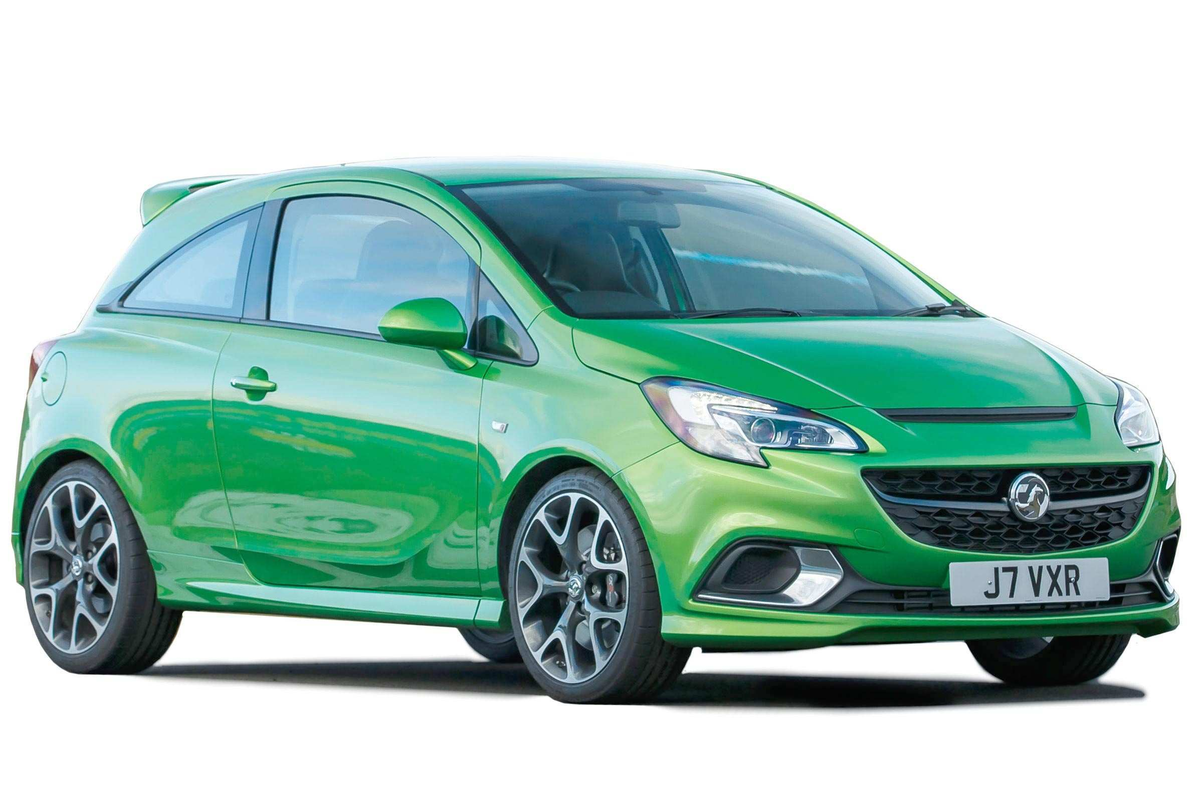 21 The 2019 Vauxhall Corsa VXR Release