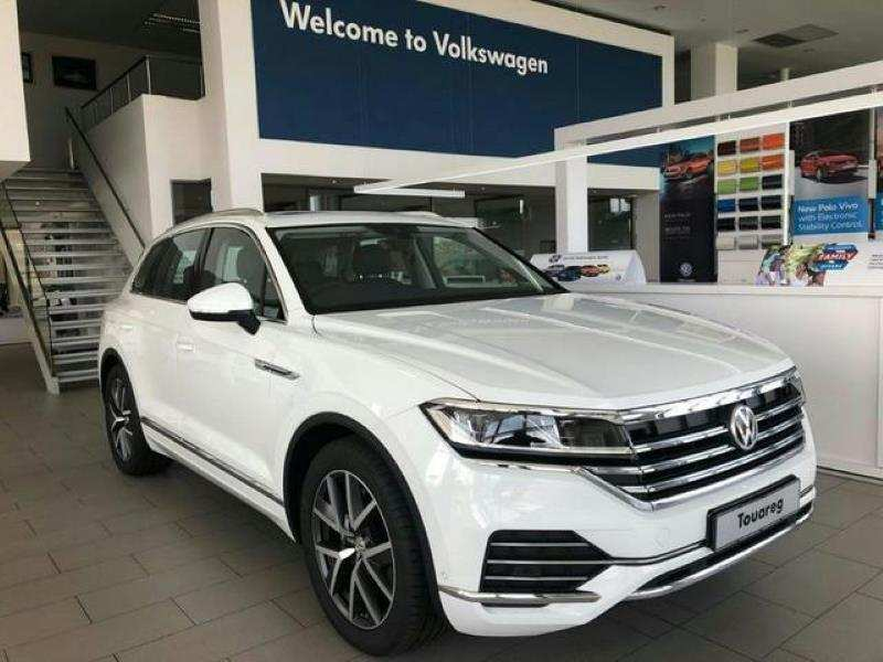21 The 2019 Volkswagen Touareg Specs And Review