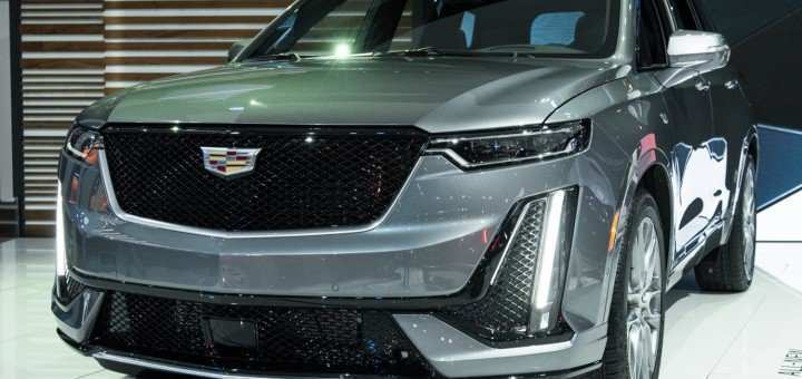 21 The 2020 Cadillac Xt6 Dimensions Research New