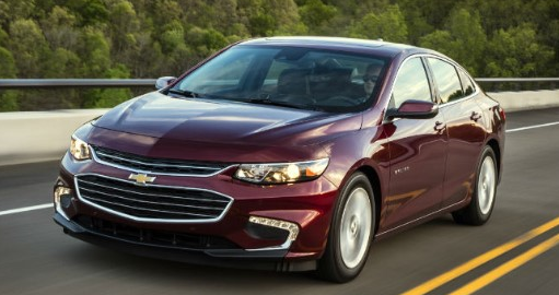 21 The 2020 Chevy Malibu Wallpaper