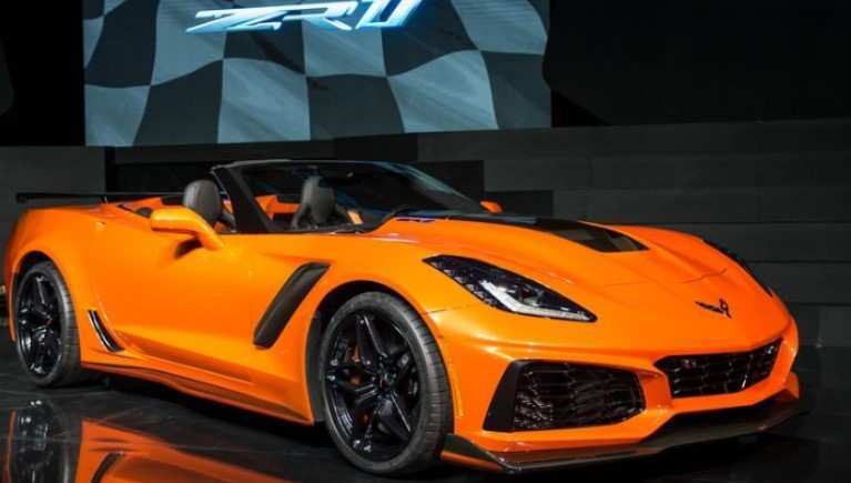 21 The 2020 Corvette Stingray Concept