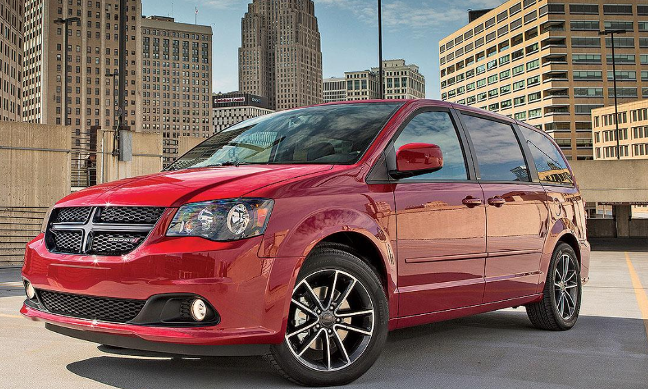 21 The 2020 Dodge Caravan Wallpaper