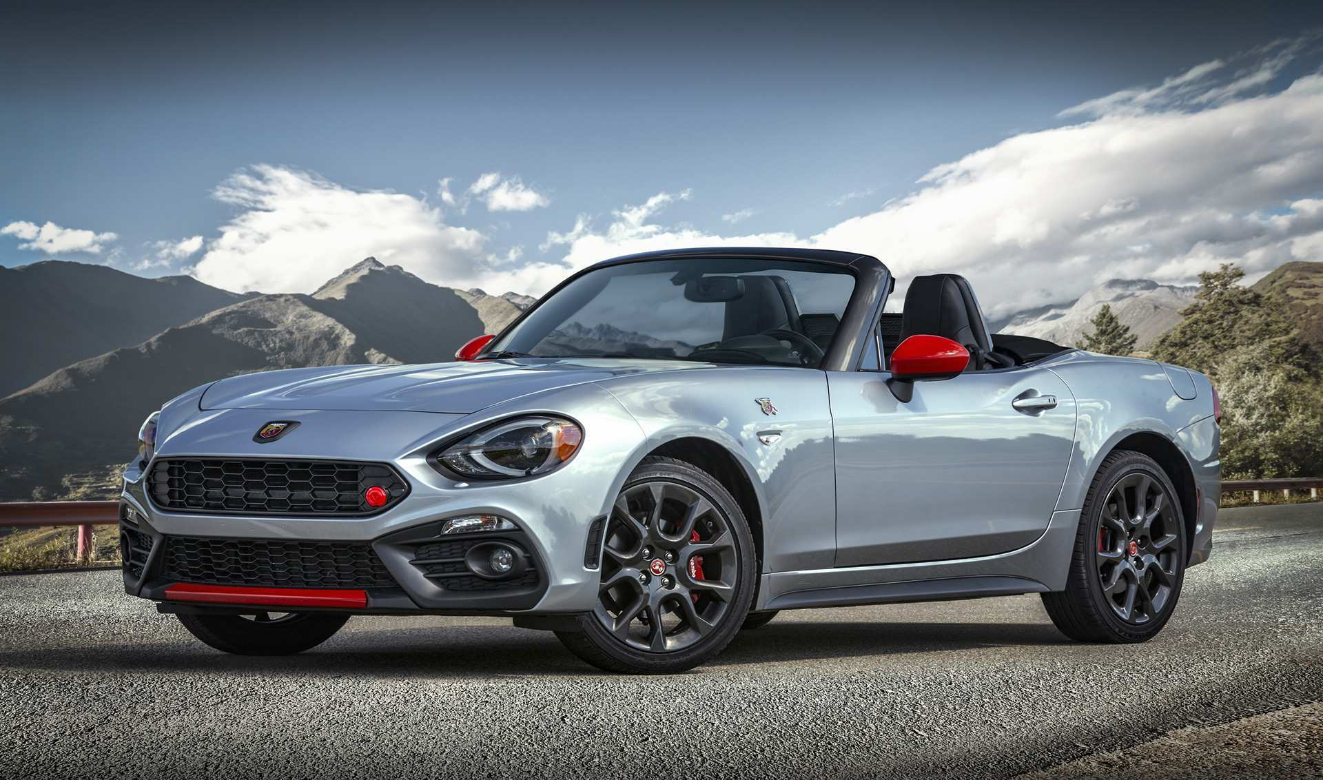 21 The 2020 Fiat Spider Research New