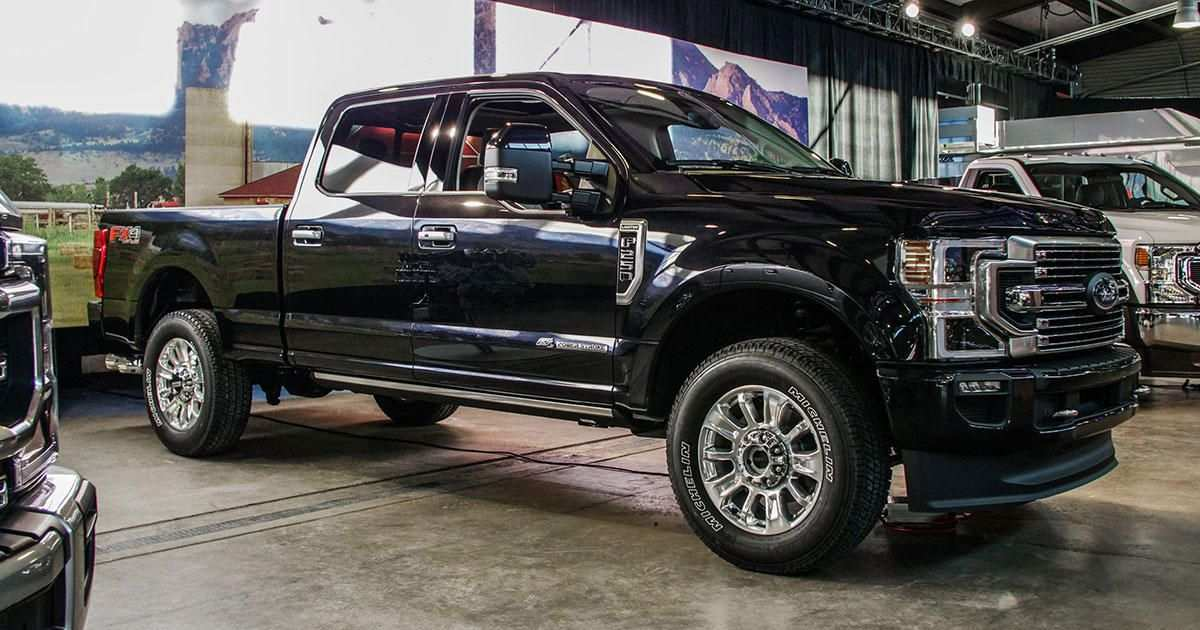 21 The 2020 Ford F 250 Redesign