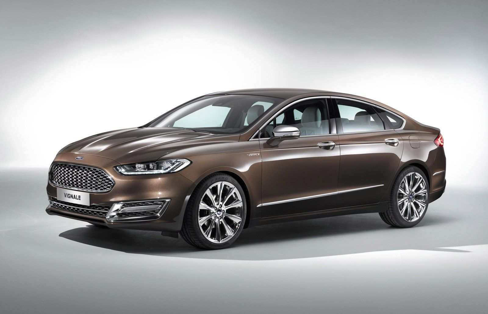 21 The 2020 Ford Mondeo Vignale Overview