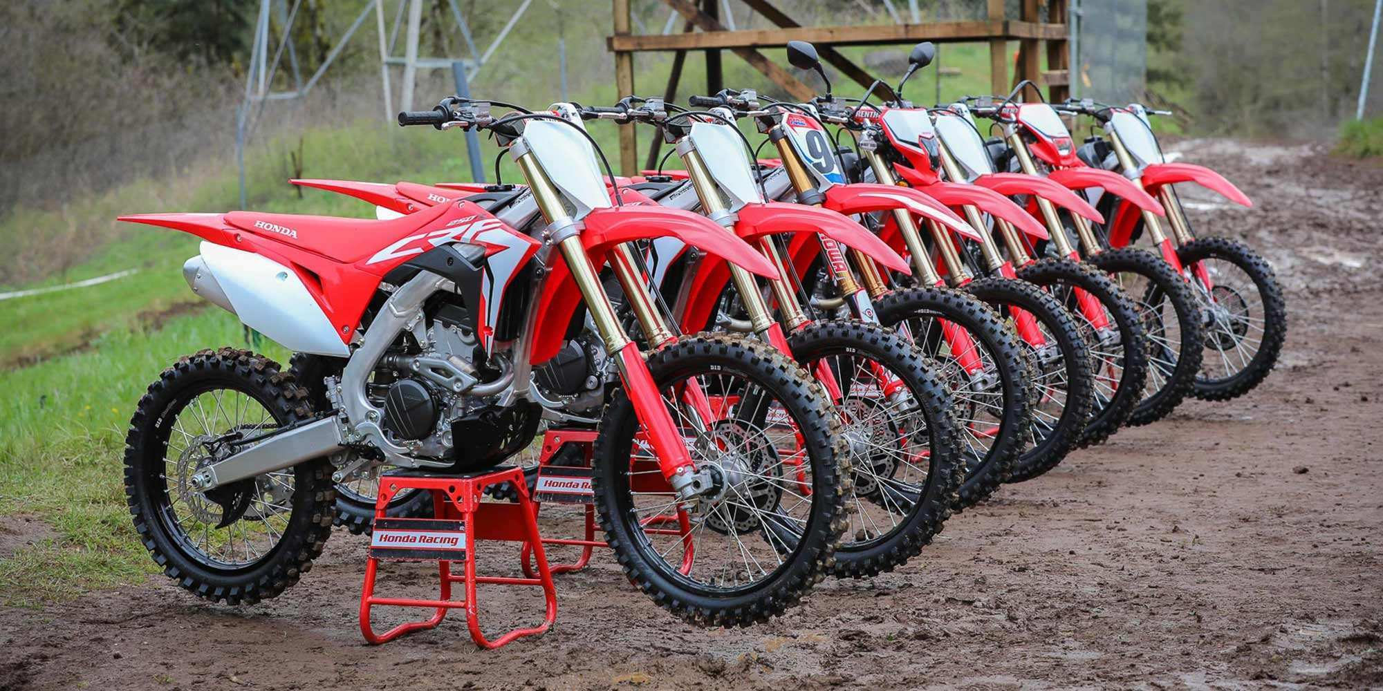 21 The 2020 Honda Dirt Bikes Photos