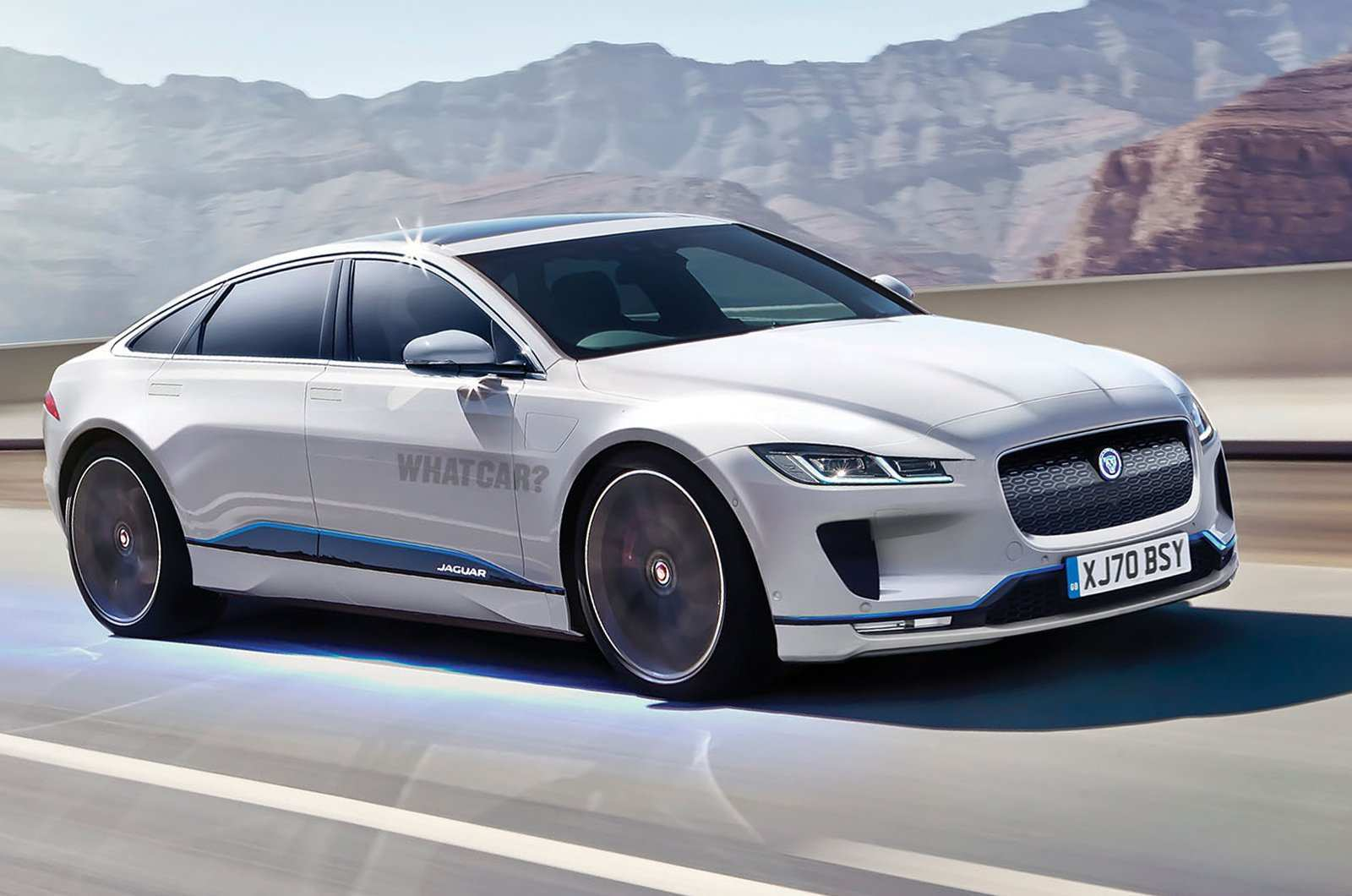 21 The 2020 Jaguar XJ History