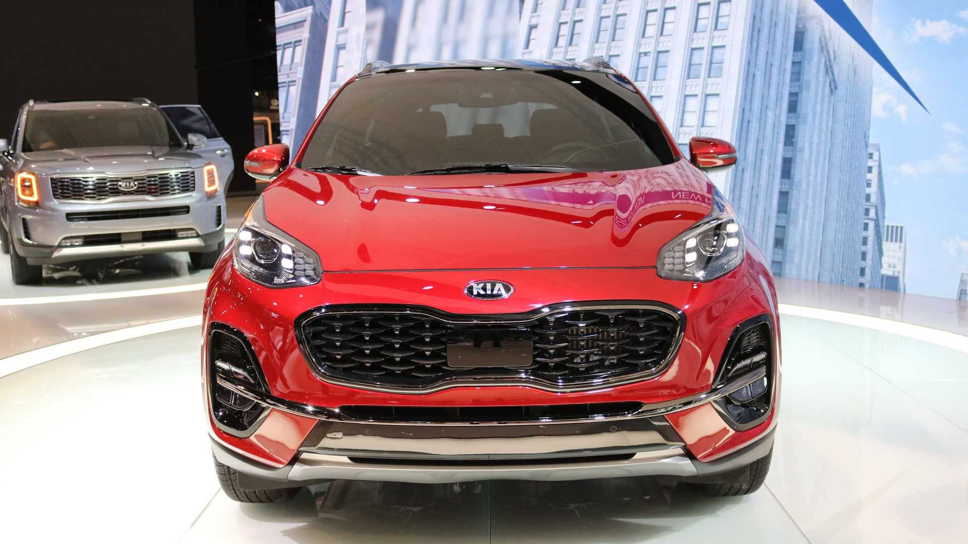 21 The 2020 Kia Sportage Picture