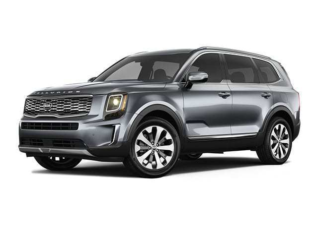 21 The 2020 Kia Telluride White Model