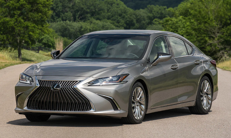 21 The 2020 Lexus ES 350 Reviews