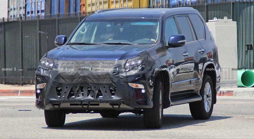 21 The 2020 Lexus Gx Review And Release Date
