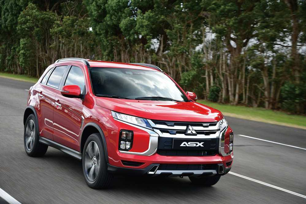 21 The 2020 Mitsubishi Asx Redesign And Review