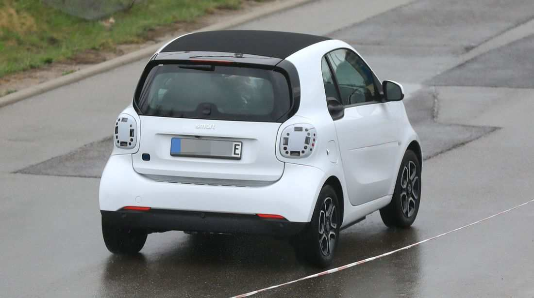 21 The 2020 Smart Fortwo Release Date And Concept