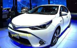 21 The 2020 Toyota Auris Exterior