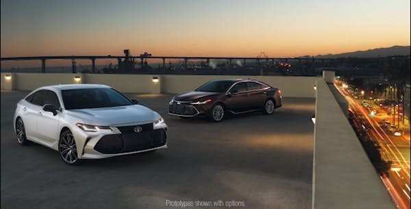 21 The 2020 Toyota Avalon Hybrid Overview