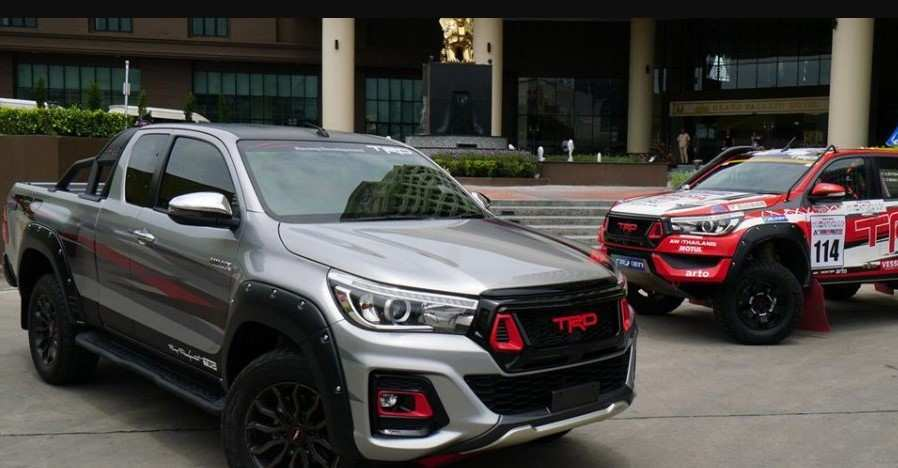 21 The 2020 Toyota Hilux Reviews