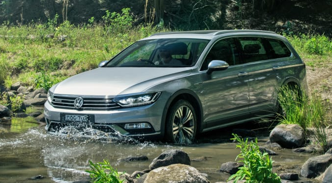21 The 2020 Vw Passat Alltrack Exterior