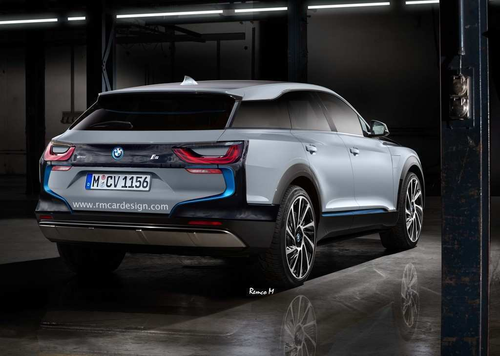21 The BMW Electric Suv 2020 Exterior And Interior