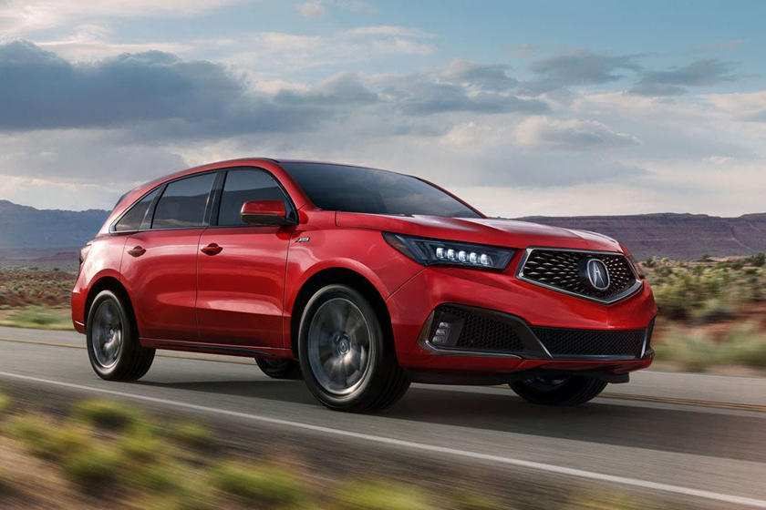 21 The Best 2019 Acura Mdx Rumors Price