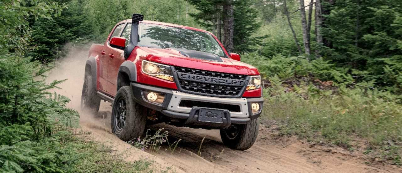 21 The Best 2019 Chevrolet Colorado Z72 Pictures