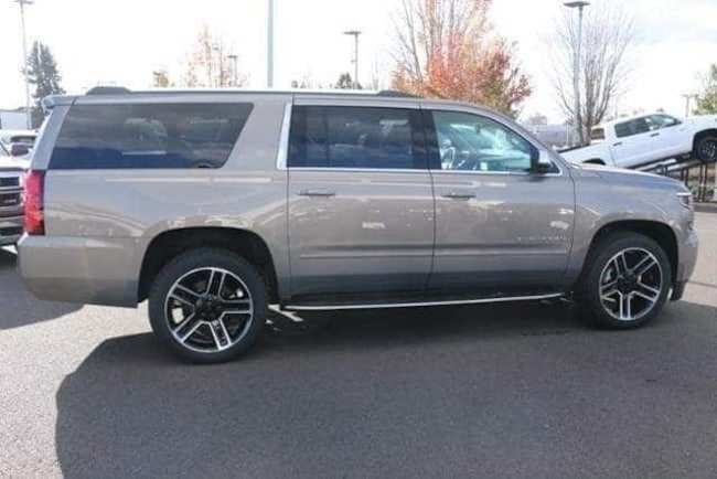 21 The Best 2019 Chevrolet Suburban Redesign And Concept