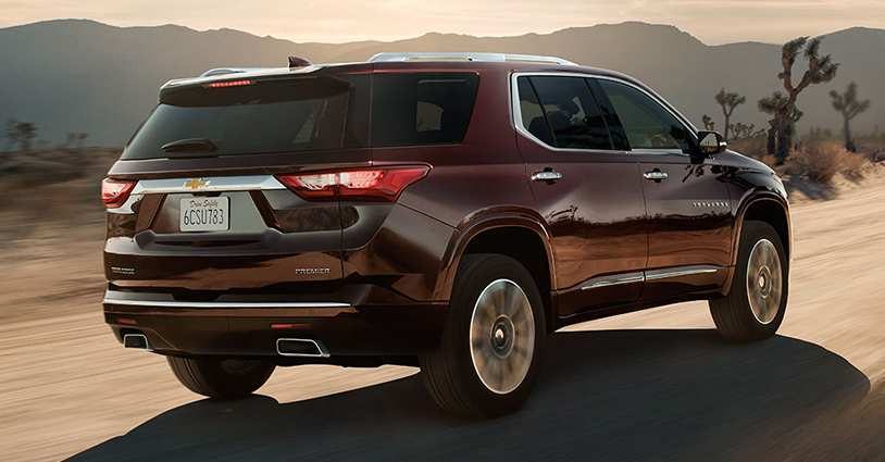 21 The Best 2019 Chevrolet Traverses Pictures
