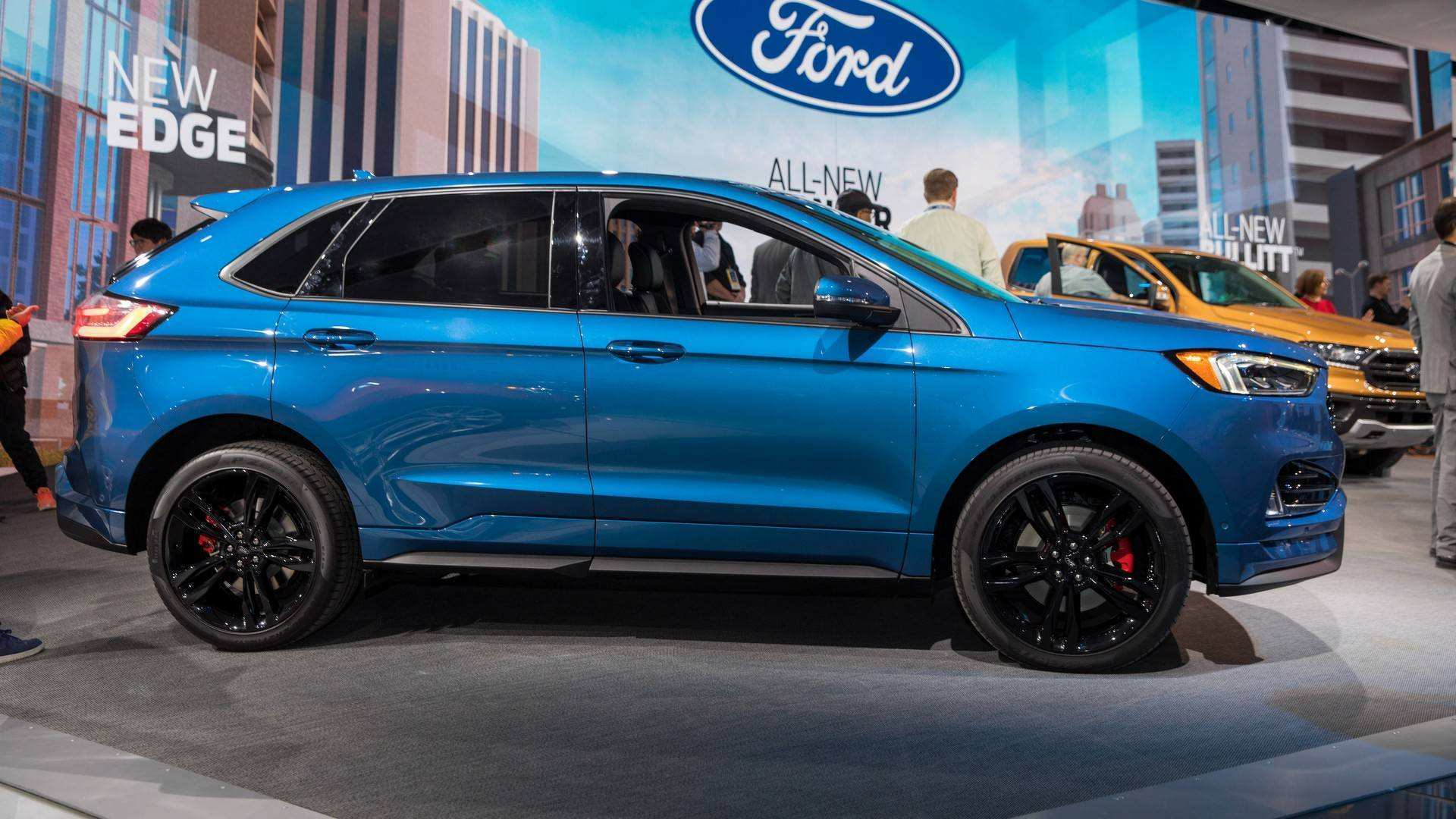 21 The Best 2019 Ford Edge Sport Exterior