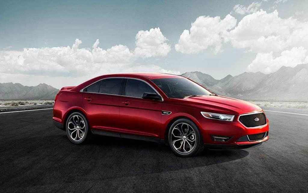 21 The Best 2019 Ford Taurus Spy Concept