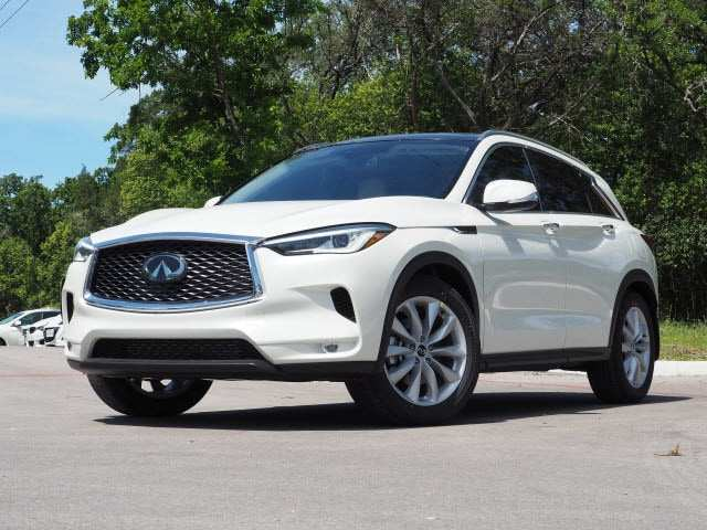 21 The Best 2019 Infiniti QX50 Concept And Review