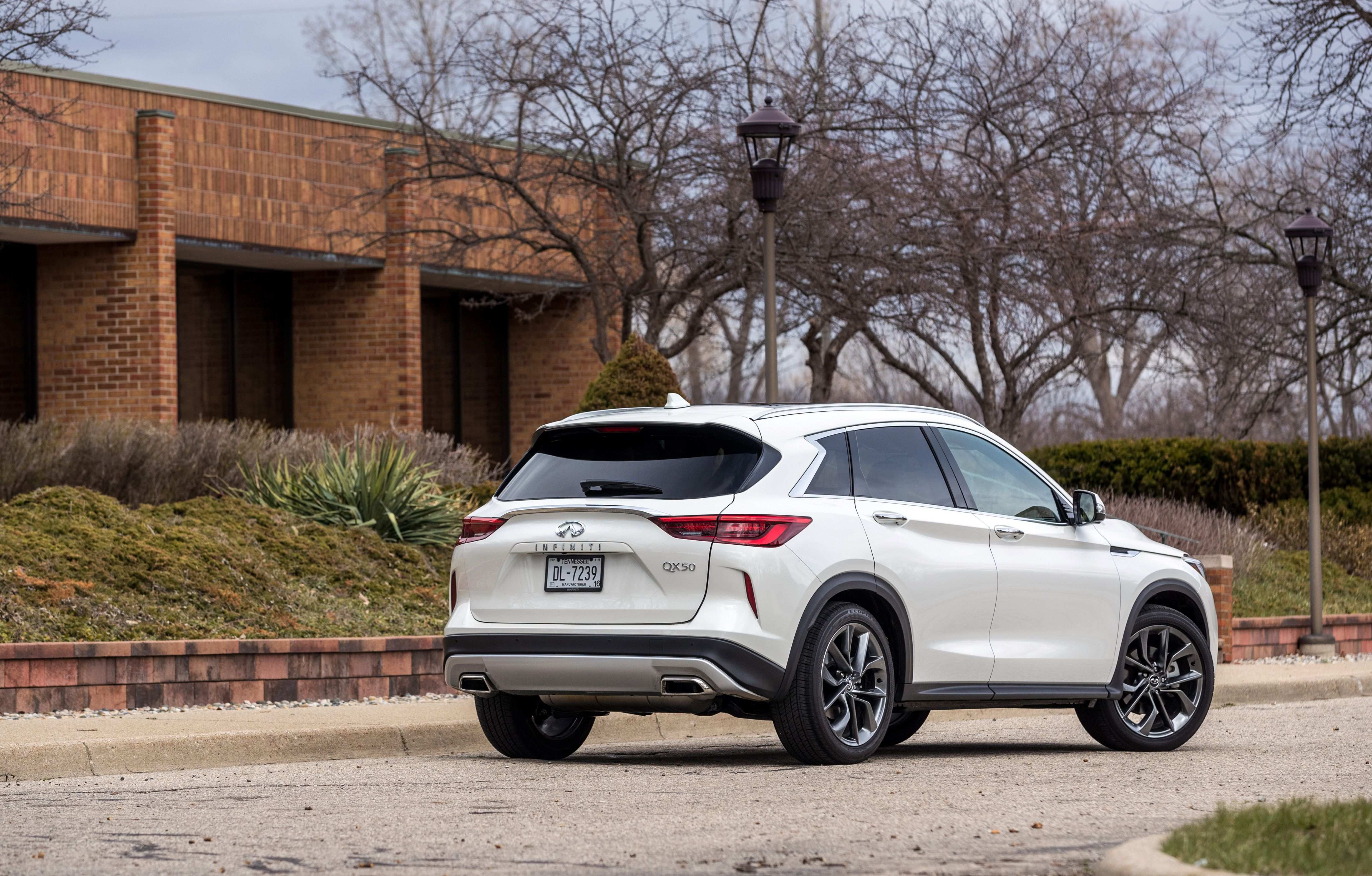 21 The Best 2019 Infiniti Qx50 Engine Specs New Concept
