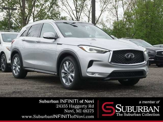 21 The Best 2019 Infiniti Qx50 Luxe Interior Specs