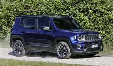 21 The Best 2019 Jeep Renegade Interior