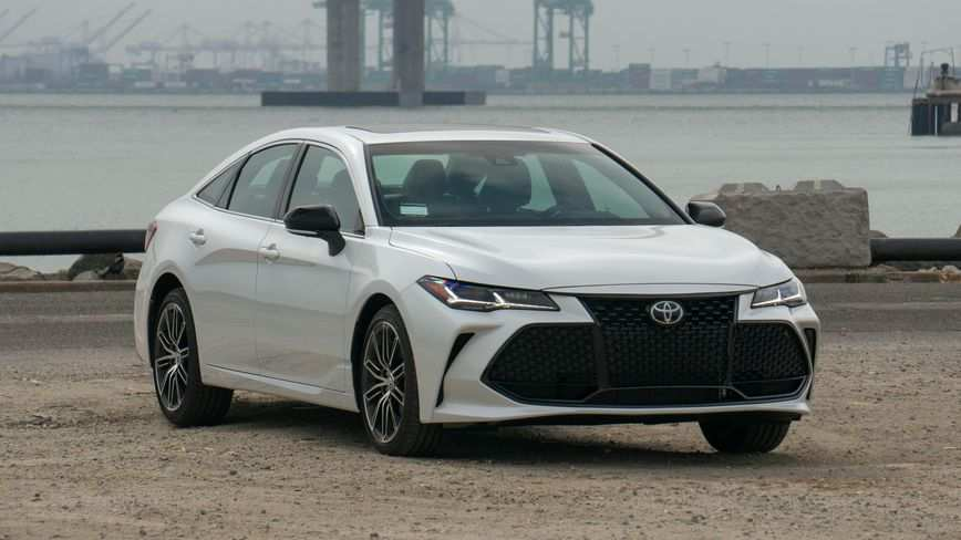 21 The Best 2019 Toyota Avalon Hybrid Concept