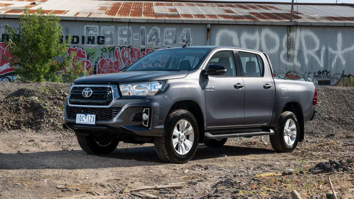 21 The Best 2019 Toyota Hilux Speed Test