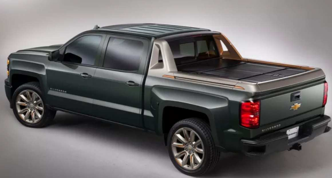 21 The Best 2020 Chevy Avalanche Picture