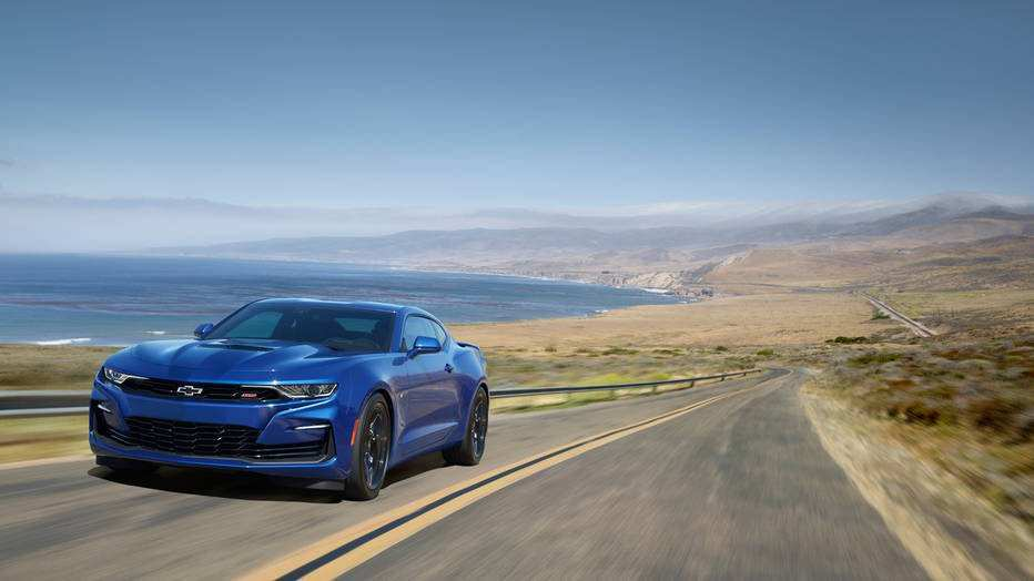 21 The Best 2020 Chevy Camaro Release