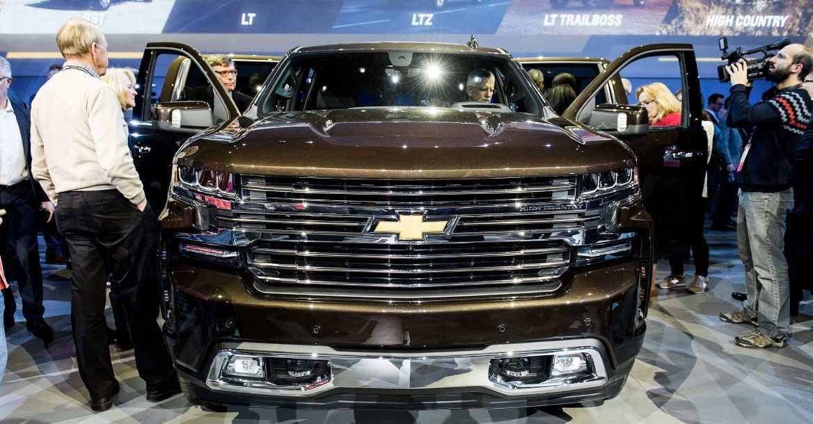 21 The Best 2020 Chevy Suburban 2500 Z71 Research New