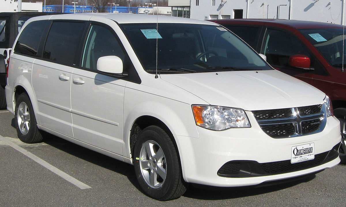 21 The Best 2020 Dodge Grand Caravan Release Date