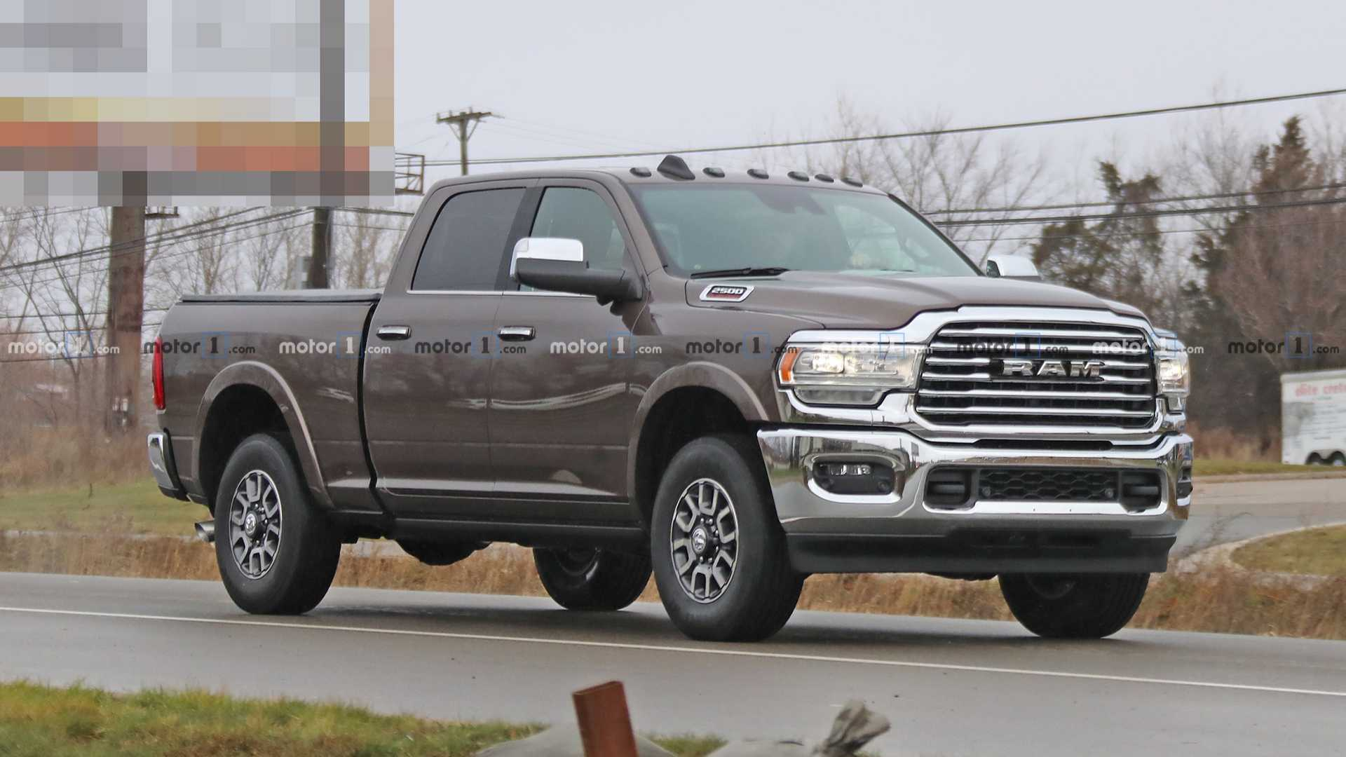 21 The Best 2020 Dodge Ram 2500 Limited History