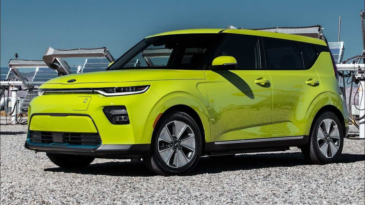 21 The Best 2020 Kia Soul Youtube First Drive