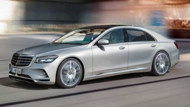21 The Best 2020 Mercedes S Class Research New